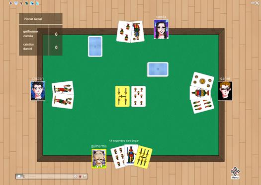 jogo cartas escopa